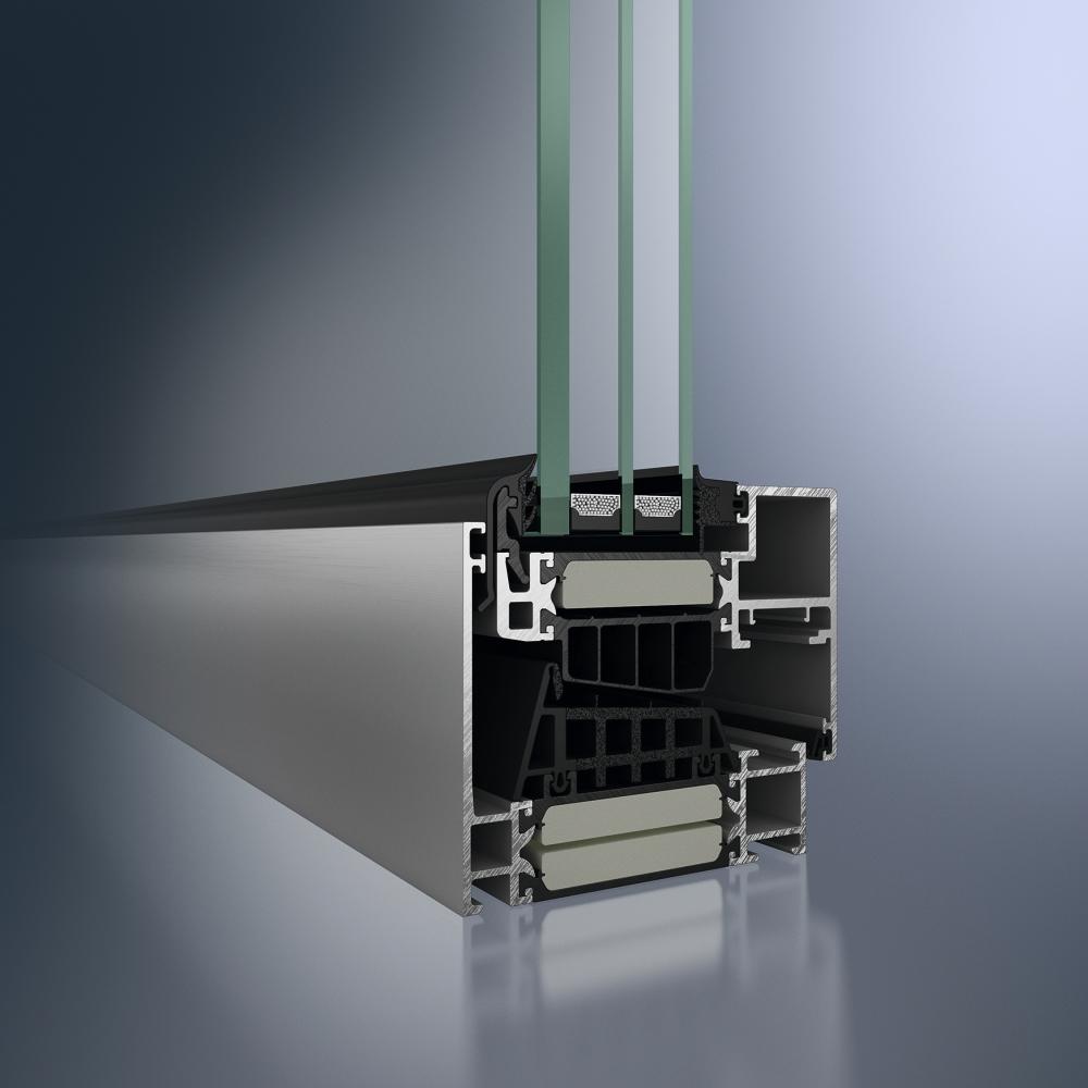 Dokonalý vytříbený design BS s maximální možnou plochou zasklení pro nerušený výhled